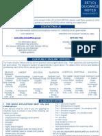 Guidance Settlement Application SET(O)