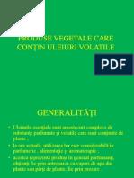 Produse Vegetale Care Contin Uleiuri Volatile