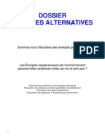 Energies Alternative Cours