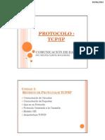 PROTOCOLO TCP - IP