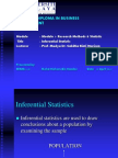 Assignment Module 5-Research Methods & Statistic (Inferential Statistics) V1