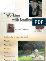 17A Gina Osterloth - Power Point Working Leather Presentation