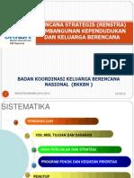 1sosialisasi Renstra Bkkbn 2010-2014- Revisi Pagi