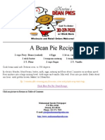 Karim Bean Pie