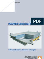 MAURER Spherical Bearings