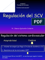 Regulación SCV