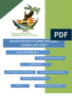 Diagnostico rio Ejido Mochis