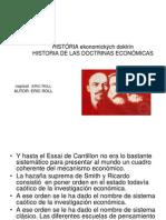 Historia de Las Doctrinas Economic As Eric Roll Danes Parte 133