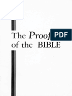 Proof of the Bible (1958)