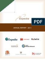 EXPE 2011 Annual Report