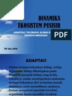 7. DINAMIKA EKOSISTEM PESISIR