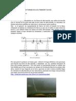 Cables de Guarda en Torres de Alta Tension y Rayos[1]
