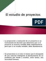 Elaboración del Proyecto