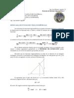 Derivada de Funciones Trigonometric As