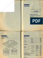Manual Escort MK4 - Especificações