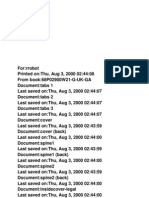 Motorola BSS Planning Guide