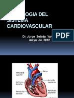 Semiología del aparato cardiovascular mayo 2012.pptx