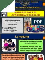 Madurez Para El Aprendizaje 2012 Final