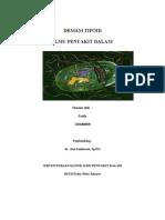 Demam Tifoid Jadi - Referat Fadila 1102008098