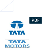 Case Study on Tata Motors