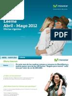 Léeme abril 2012