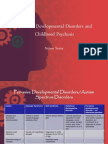 Pervasive Developmental Disorders and Childhood Psychosis