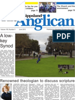 The Gippsland Anglican June 2012