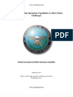 DoD Stability Ops Assessment