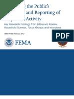 FEMA-ImprovingSAR