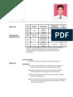 CV Arpit Goel
