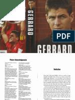 Steven Gerrard My Autobiography