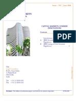 Capital Markets Bulletin-Issue Vii