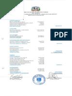 Balance General, Notas y Anexos a Los Estados Marzo 2012