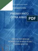 Sistem Informasi Manajemen Data Flow Diagram