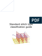 Stitch Type Classification