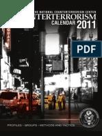 Counterterrorism Calander 2011