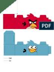 Plantilla Angry Birds