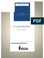 Vendor Discovery Newsletter 2Q2012 -2nd edition