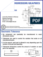 Lecture 13 Geometric Tolerance