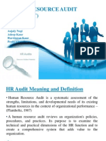 HR Audit Final