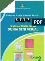 60799882 Buku Panduan Pengajaran Dunia Seni Visual Tahun 2