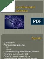 Enfermedad Coronaria y VIH Final