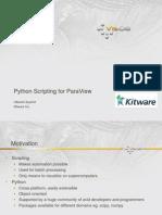 ParaViewVis08 Python