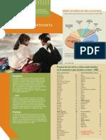 06 Primary Education D7341Insert Spanish