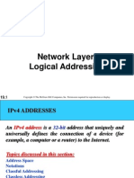 Lecture 8 Address Ip 4