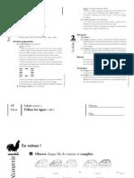Calcul - Fiches de préparation + fiches d'exercices - CP