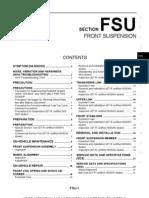 GTR R35 FSU-Front Suspension
