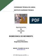 Apontamentos de Biomecânica do Movimento