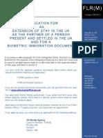 Form FLR(M) 04:2012