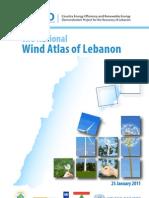 National Wind Atlas Report